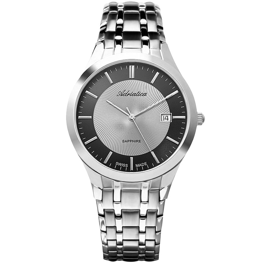 464e718f Часы Adriatica 1236.511TQ - купить мужские наручные часы в Bestwatch.ru