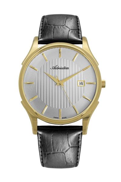 5a3fefc6 Часы Adriatica 1246.1217Q - купить мужские наручные часы в Bestwatch.ru