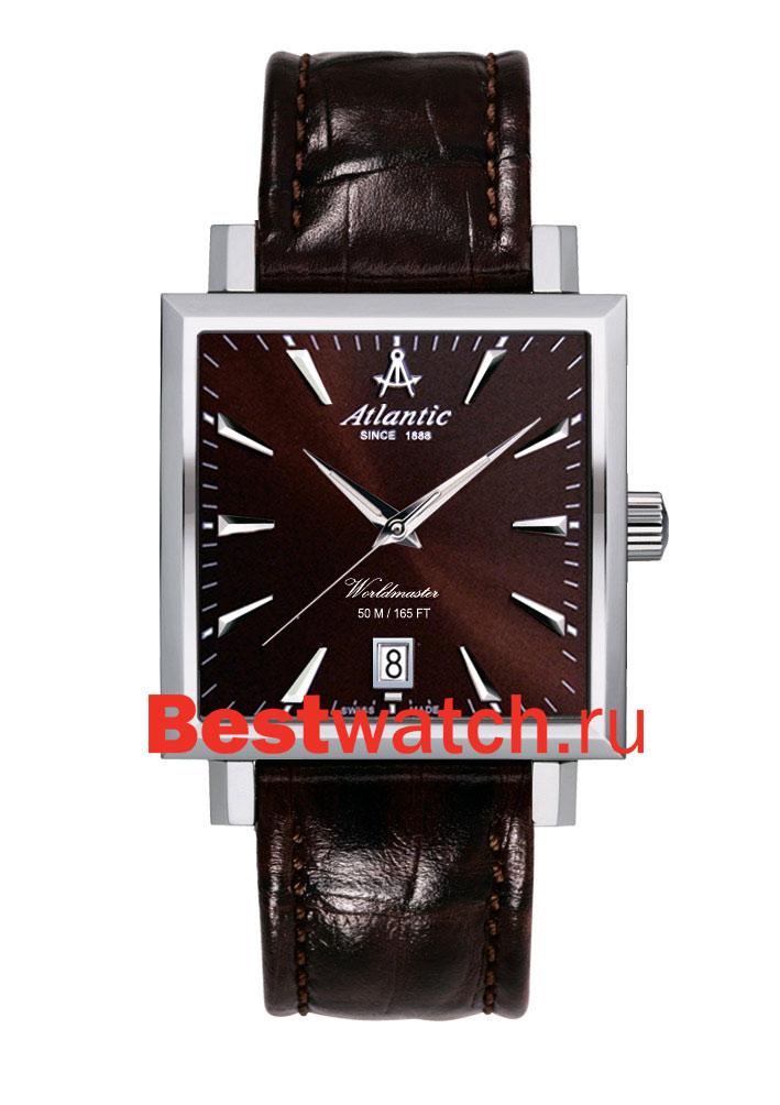 Купить часы atlantic worldmaster мужские наручные часы фирмы tissot