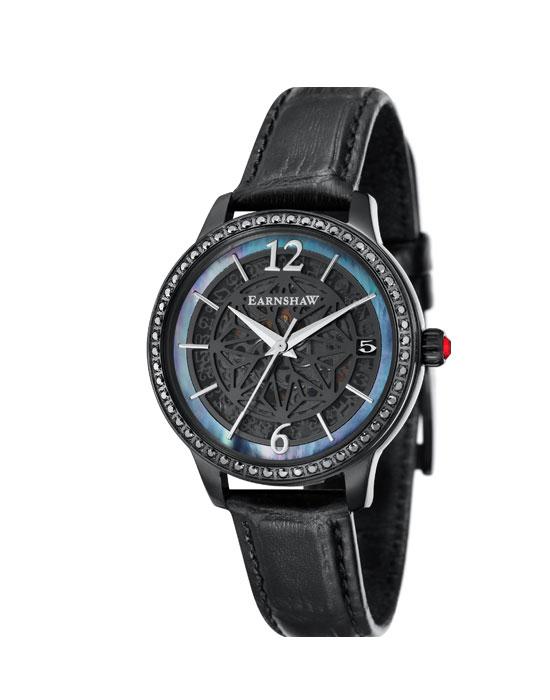 Женские часы Earnshaw ES-8064-01 Женские часы Cover Co125.11