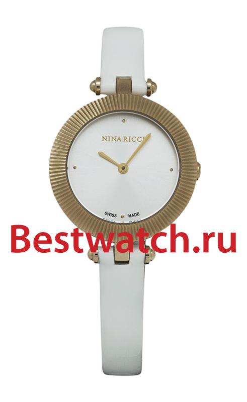 Купить копию наручные женские часы nina ricci