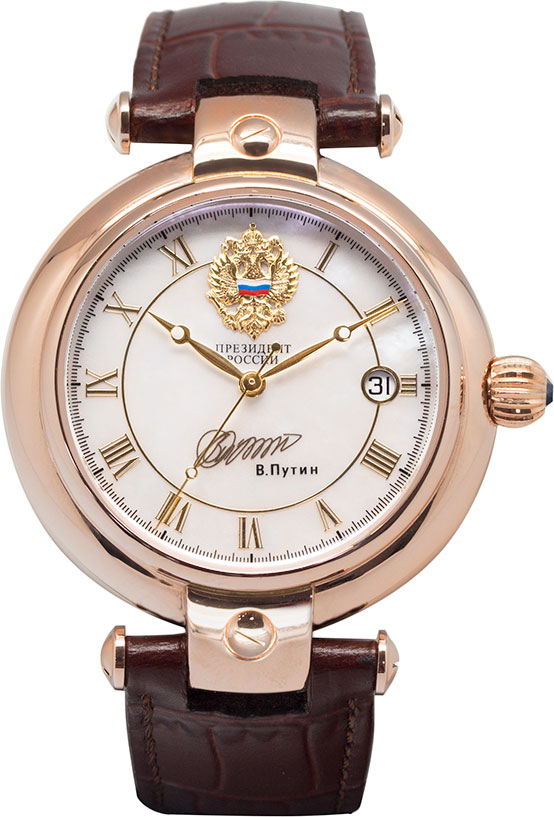 Купить часы с подписью президента купить часы со светящимся циферблатом