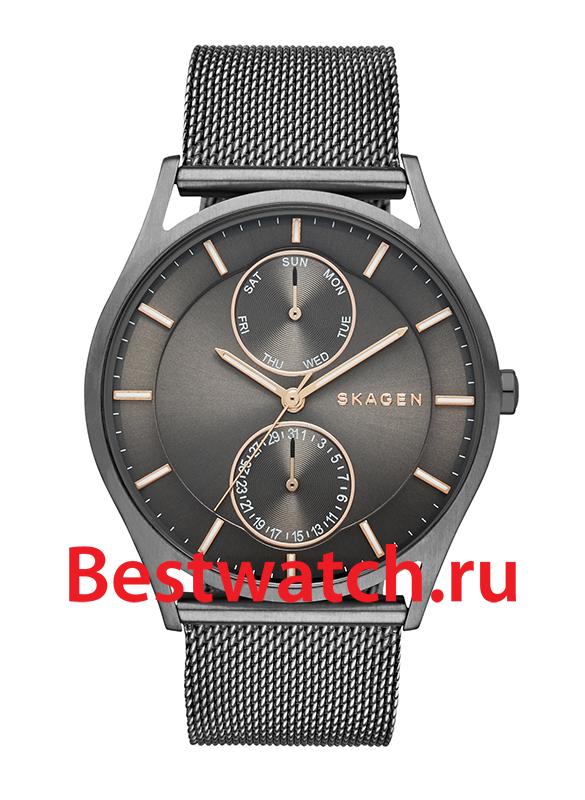 Мужские часы Skagen SKW6180 Мужские часы SEKONDA VJ52B/2241140