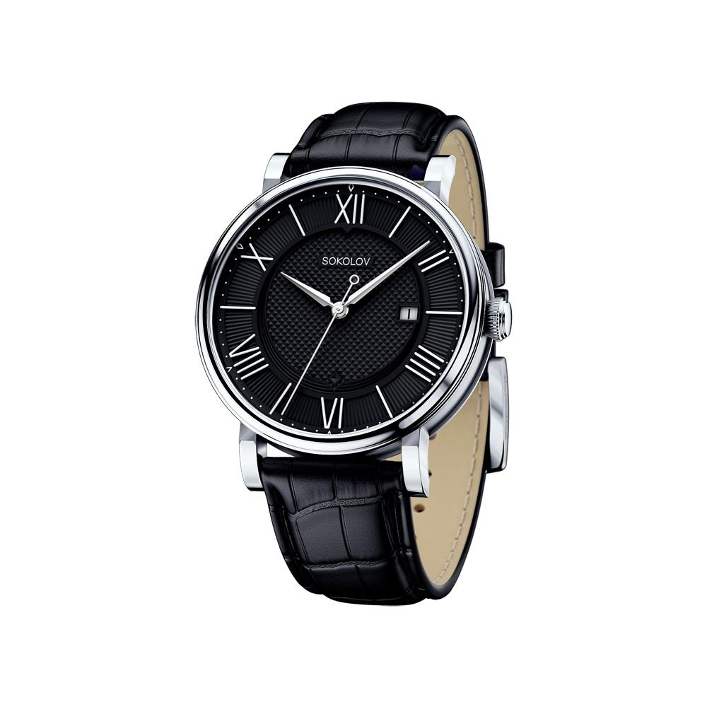 Часы SOKOLOV 101.30.00.000.03.01.3 Часы Timex TW2P91200