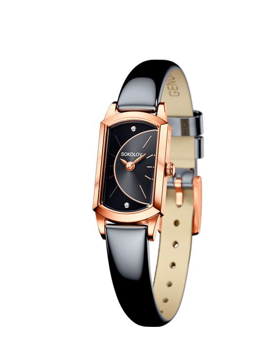 Женские часы SOKOLOV 222.01.00.100.03.05.3 Мужские часы Boccia Titanium 3548-03
