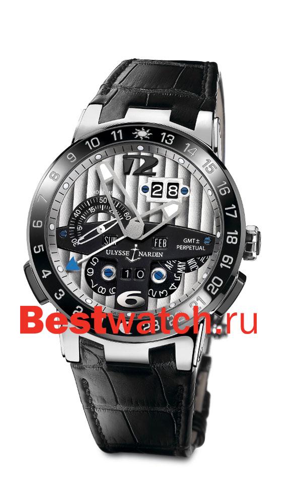 Часы Ulysse Nardin 329-00 - купить мужские наручные часы в Bestwatch ... ac443c1b06f