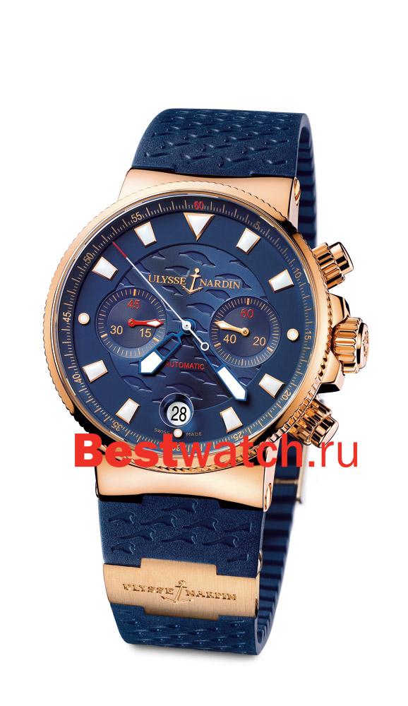Часы Ulysse Nardin 356-68LE-3 - купить мужские наручные часы в ... 1e7fcb2e66d