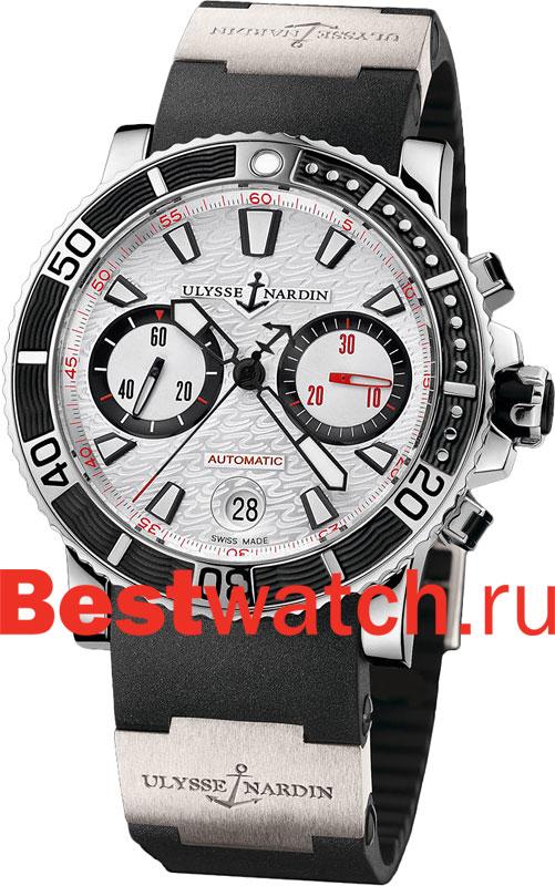 31e92a77590b Часы Ulysse Nardin 8003-102-3-916 - купить мужские наручные часы в ...