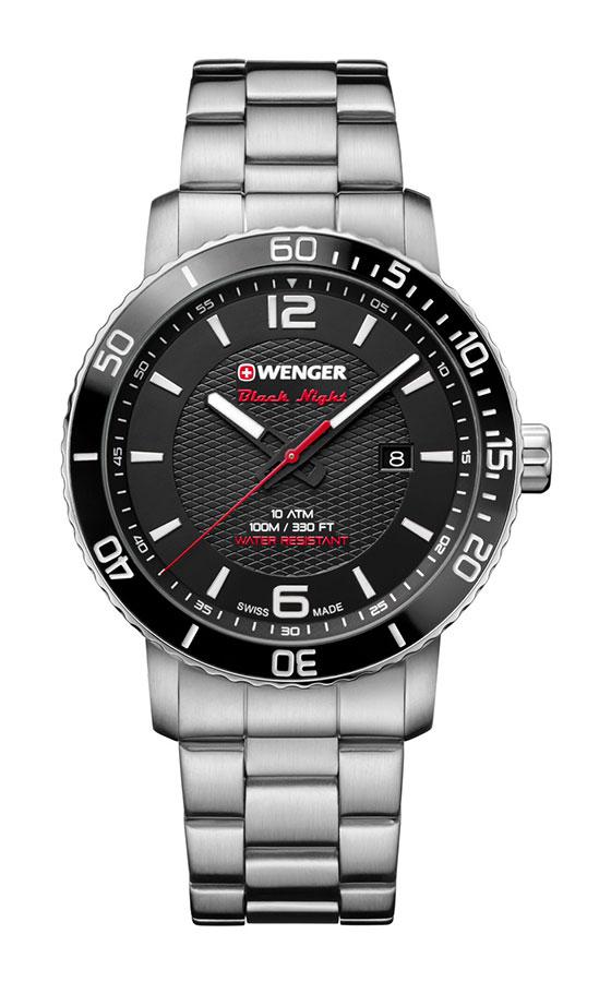Мужские часы Wenger 01.1841.104 Женские часы Ника 1861.0.9.53A