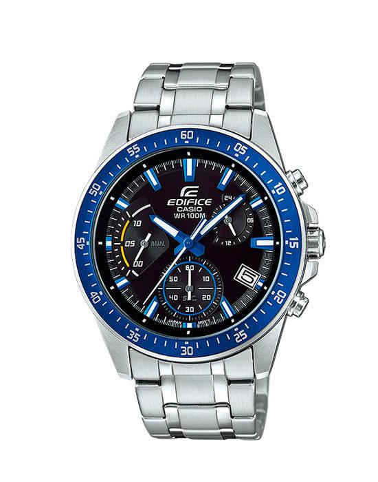 Мужские часы Casio EFV-540D-1A2 Женские часы Louis Erard L10800AB24M