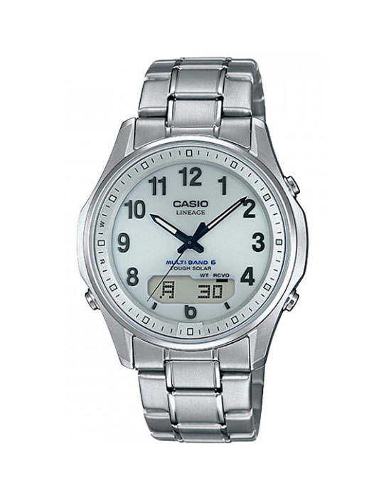 2767c6a554a3 Часы Casio LCW-M100TSE-7AER - купить мужские наручные часы в ...