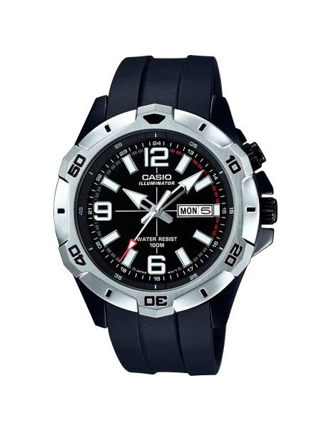 Часы Casio MTD-1082-1A Часы Rhythm P1201S01