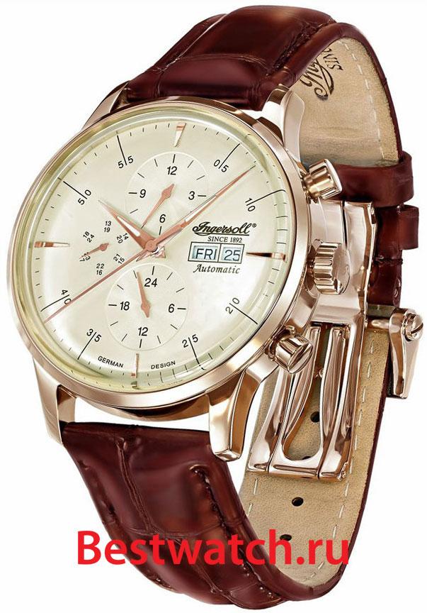 Штурманские часы с автоподзаводом - российские мужские
