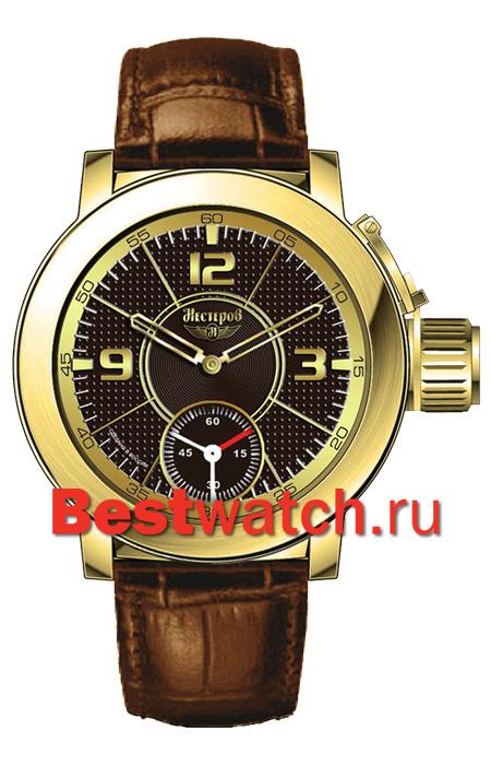 e49888ed Часы Nesterov H065712-15BR - купить мужские наручные часы в Bestwatch.ru