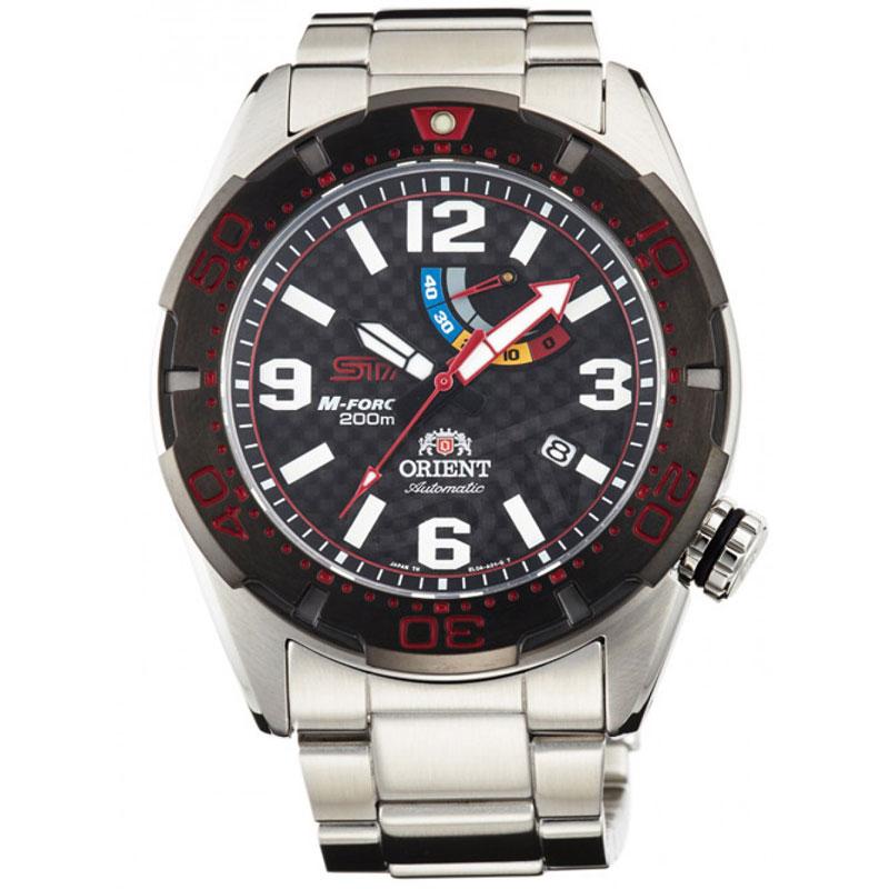 Мужские часы Orient EL0A004B Женские часы Epos 4314.133.20.80.15