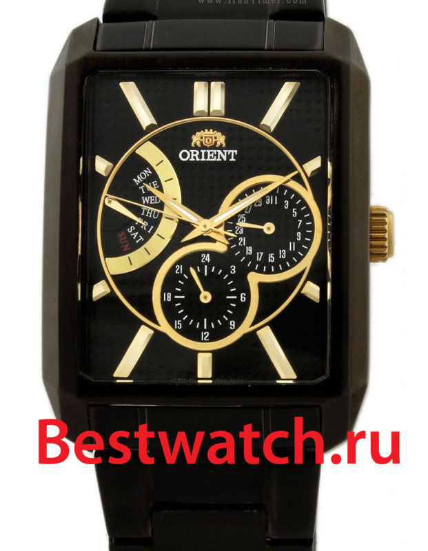 Часы Orient UUAC005B Часы Rhythm A1307S02