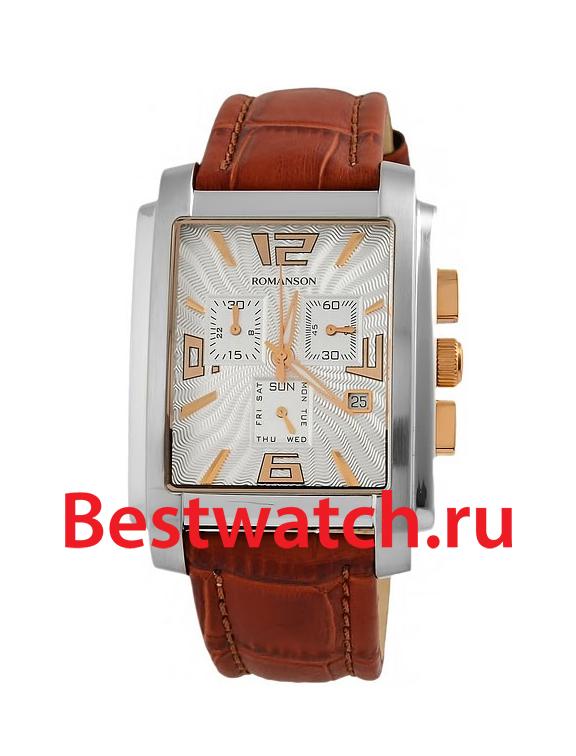 Купить в Казани часы Romanson, купить мужские и 3ec7c3d0290