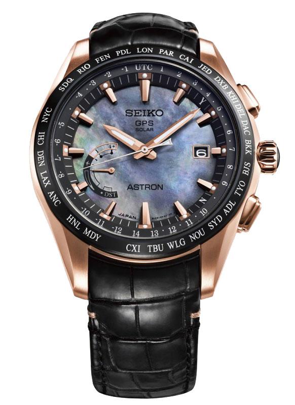 Мужские часы Seiko SSE105J1 Женские часы Guess C0002M1