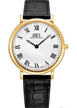 цена AWI Часы AWI AW1009C. Коллекция Classic онлайн в 2017 году
