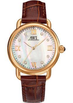 цена AWI Часы AWI AW1473RGV5. Коллекция Classic онлайн в 2017 году