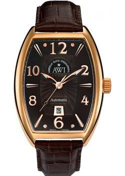 цена AWI Часы AWI AW4000AD. Коллекция Classic онлайн в 2017 году