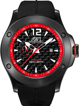 цена AWI Часы AWI AW7008AD. Коллекция Racing онлайн в 2017 году