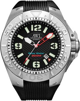AWI Часы AWI AW844AB. Коллекция Diver цена и фото