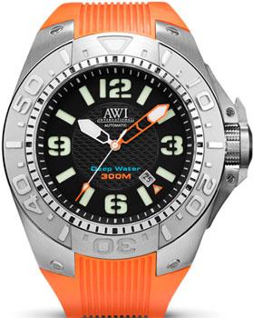 AWI Часы AWI AW844AE. Коллекция Diver цена и фото