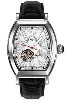 цена AWI Часы AWI AW9006AB. Коллекция Classic онлайн в 2017 году