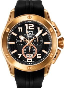 цена AWI Часы AWI EN46-1C. Коллекция Racing онлайн в 2017 году