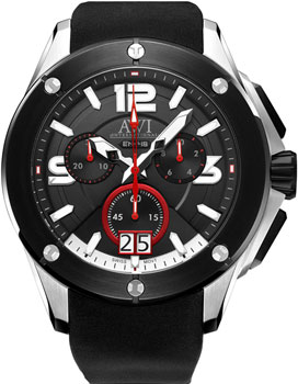 цена AWI Часы AWI EN48C. Коллекция Racing онлайн в 2017 году