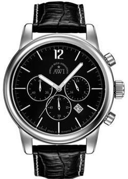 цена AWI Часы AWI SC506CHA. Коллекция Classic онлайн в 2017 году