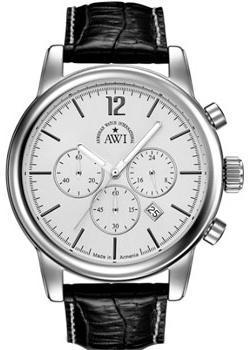 цена AWI Часы AWI SC506CHB. Коллекция Classic онлайн в 2017 году