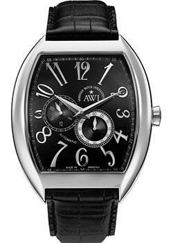 цена AWI Часы AWI SC644AA. Коллекция Classic онлайн в 2017 году