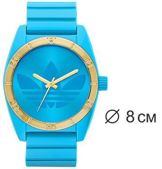 Adidas Часы ADH2801SG. Коллекция Santiago