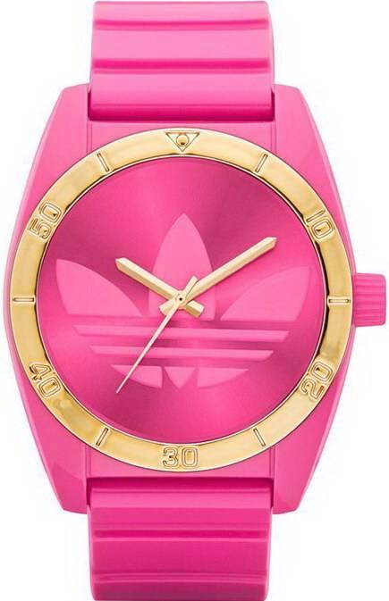 Adidas Часы Adidas ADH2804SG. Коллекция Santiago рюкзак розового цвета adidas ут 00010770