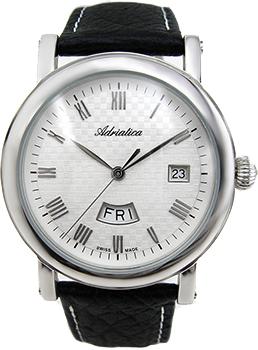 Adriatica Часы Adriatica 1023.5233Q. Коллекция Gents