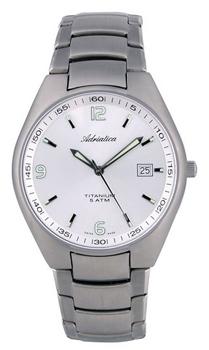 Adriatica Часы Adriatica 1069.4153Q. Коллекция Titanium adriatica a3146 1213q