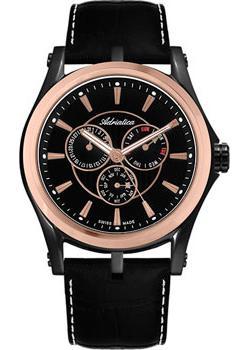 купить Adriatica Часы Adriatica 1094.K214QF. Коллекция Multifunction по цене 15500 рублей