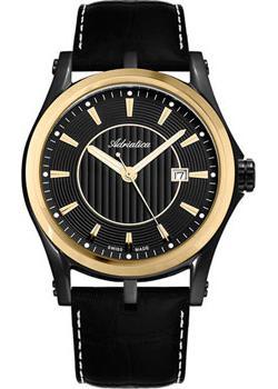 лучшая цена Adriatica Часы Adriatica 1094.X214Q. Коллекция Gents