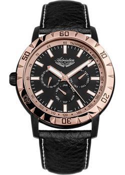 Adriatica Часы Adriatica 1108.K214QF. Коллекция Multifunction adriatica часы adriatica 3143 2113q коллекция twin