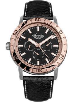 Adriatica Часы Adriatica 1108.R214QF. Коллекция Multifunction adriatica часы adriatica 1193 2213ch коллекция multifunction