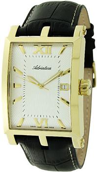 Adriatica Часы Adriatica 1112.1263Q. Коллекция Gents adriatica a3436 1113q