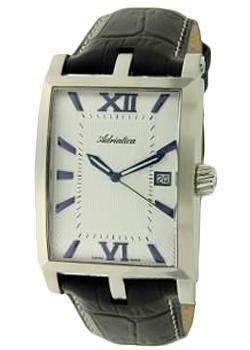 купить Adriatica Часы Adriatica 1112.52B3Q. Коллекция Gents по цене 12000 рублей