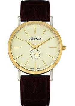 где купить Adriatica Часы Adriatica 1113.2211Q. Коллекция Gents дешево