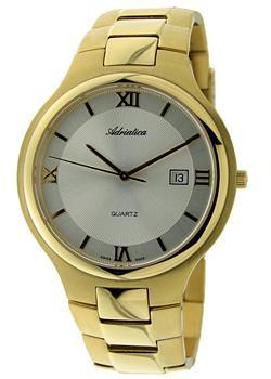 цена Adriatica Часы Adriatica 1114.1163Q. Коллекция Gents в интернет-магазинах
