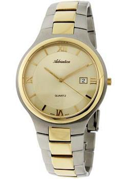 Adriatica Часы Adriatica 1114.2161Q. Коллекция Gents adriatica часы adriatica 1144 2113q коллекция gents