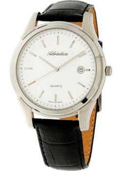 Adriatica Часы Adriatica 1116.5213Q. Коллекция Twin adriatica часы adriatica 3177 1213q коллекция twin