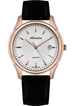 Adriatica Часы Adriatica 1116.9213Q. Коллекция Twin adriatica часы adriatica 1278 1121q коллекция twin