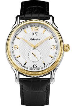 цена  Adriatica Часы Adriatica 1126.2253Q. Коллекция Gents  онлайн в 2017 году